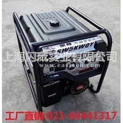 5千瓦汽油发电机SHWIL原装机图片
