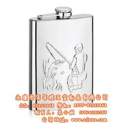 便携式不锈钢酒壶,年年胜酒壶样式丰富,不锈钢酒壶图片