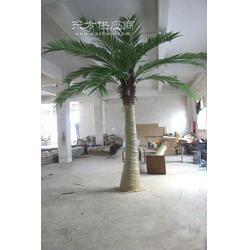 仿真椰子树 玻璃钢仿真树 专业厂家仿真植物制作定做图片