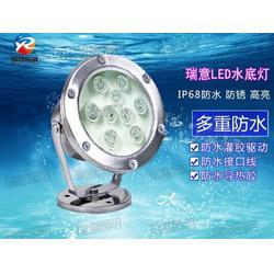 9W水底灯喷泉水底灯定制图片