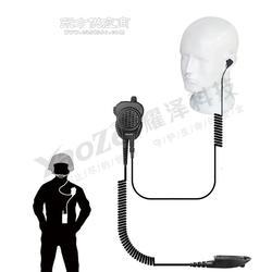 战术耳麦耳机 不影响面具、面罩、头盔等防护装备的使用图片