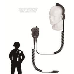 头骨震动耳机 防爆头骨耳机图片