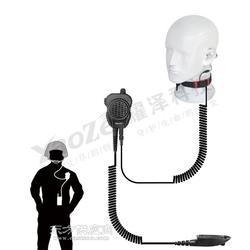 防爆喉麦耳机 喉震耳机图片