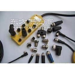 Co-flyM8分线盒、M8总线分线盒、I/O总线分线盒、PNP,NPN型M12传感器图片