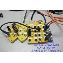 M8分线盒与连接器产品集合片图片