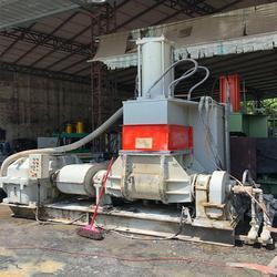 二手捏炼机-110升下落式二手捏炼机-达刚机械厂性能可靠图片