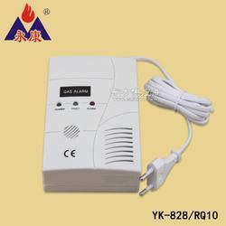 带后备电池的永康家用燃气报警器图片