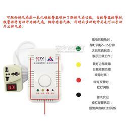 民用一氧化碳报警器安装图片