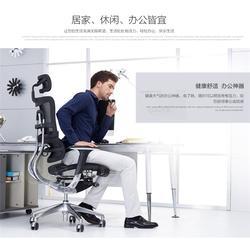 网布办公转椅-选择GAVEE家维依-合肥网布办公转椅直销图片