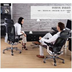 河源市老板椅、GAVEE家维依家居、人体工学老板椅子图片
