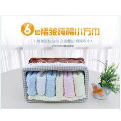 泡泡纱六层方巾|黔江区六层方巾|志峰纺织图片