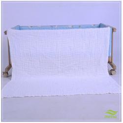 婴儿浴巾 宝鸡母婴纱布 志峰纺织图片