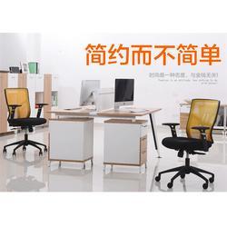 人体工学桌椅什么牌子好-山东工学桌椅-办公椅生产图片