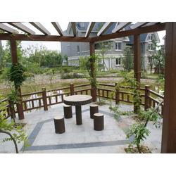 仿木,专业生产制作栏杆,仿木水泥工艺品图片