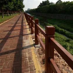 广州仿木栏杆定制-仿木栏杆定制多少钱-辉也纳建材(优质商家)图片