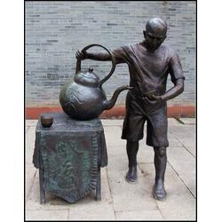 人物头像雕塑设计-辉也纳玻璃钢雕塑-玻璃钢图片
