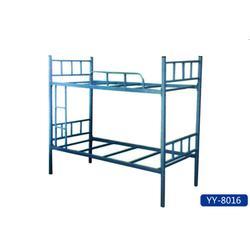 湖州公寓床 永誉钢管高标准 公寓床定做图片