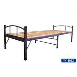 公寓床-永誉钢管专业服务-学生公寓床定制图片