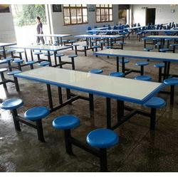 江津餐桌椅,渝威杰金属制品厂,学生餐桌椅图片