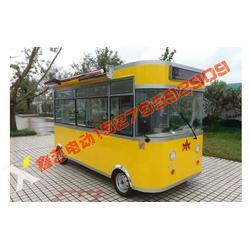 潍坊电动餐车,鑫艺(在线咨询),电动餐车图片