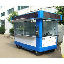 电动餐车_鑫艺_武汉电动餐车图片