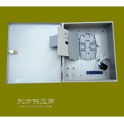 12芯铁皮光纤分纤箱图片