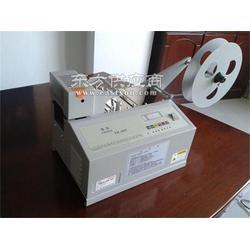 绒布编织网裁断机、编织网数据线搭扣带切断机图片
