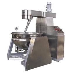 优质立式蒸汽搅拌夹层锅图片
