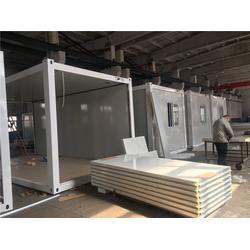 生产打包式箱房、北京打包式箱房、北京打包厢房屋选捷维诺图片