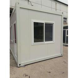 打包箱式房安装-保定打包箱式房选捷维诺-张家口打包箱式房图片