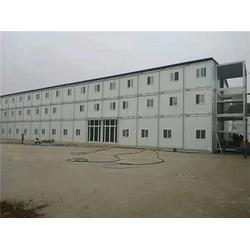 宝山打包箱式房-打包箱式房供应-上海打包式箱房选捷维诺图片
