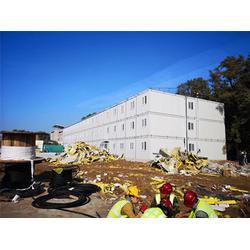通辽打包箱式房选捷维诺-制造打包箱房厂家-呼伦贝尔打包箱式房图片