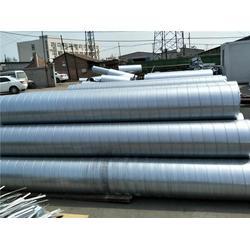 精武镇螺旋风管,天津螺旋风管选捷维诺,304螺旋风管图片