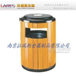 拉瑞斯户外垃圾桶果皮箱大号工业室外分类环卫垃圾箱小区室外垃圾筒双桶图片