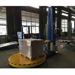 东塑机械厂家直销-自动托盘裹包机生产厂家图片