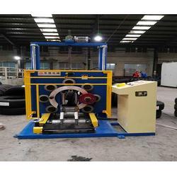 东塑包装机更加专业-定制全钢轮胎包装机报价图片