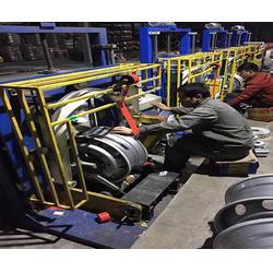 定做钢卷包装机报价-东塑缠绕机更标准专业-温州定做钢卷包装机