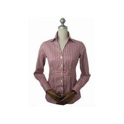 新款女士衬衫定做_女士衬衫_伯滋成衣定制(查看)图片