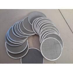 铜编织网过滤片-中泽丝网-五大连池铜编织网过滤片图片