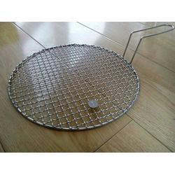不銹鋼燒烤網多少錢-中澤絲網(在線咨詢)撫遠不銹鋼燒烤網圖片