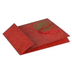 义乌玉鹿纸制品厂|红酒袋加工定做|金华红酒袋图片