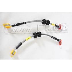 龙岩刹车油管、广州赛驱改装、goodridge改装钢喉图片