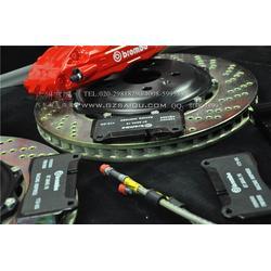乌海马自达6,广州赛驱改装,AP和brembo的对比图片