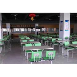 荣昌餐桌椅|东瑞办公厂家|学生餐桌椅图片