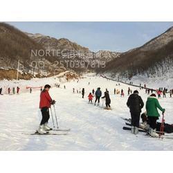 滑雪场滑雪板玩雪跌倒后如何起身图片