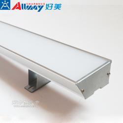 三安光電移動感應LED線條燈,可固定安裝雷達感應led車庫燈圖片