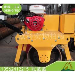 单轮振动压路机 单轮柴油压路机 3吨压路机图片