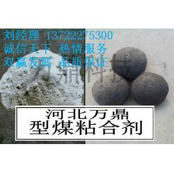 压煤球粘合剂 洁净型煤粘合剂-型煤粘合剂-万鼎科技(多图)图片
