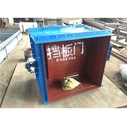电动双层百叶窗挡板门-百叶窗挡板门-供应商龙江管道图片
