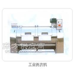 通江洗涤机械厂供应生产40kg水洗工业洗衣机工厂图片